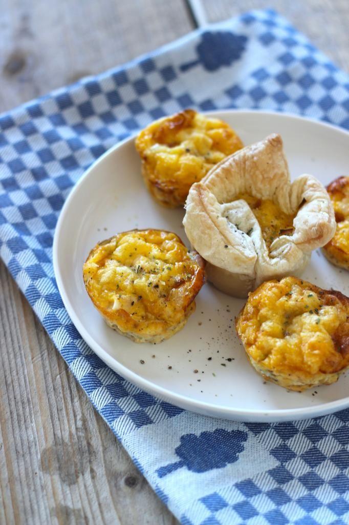 Ei-muffins - Lekker en Simpel
