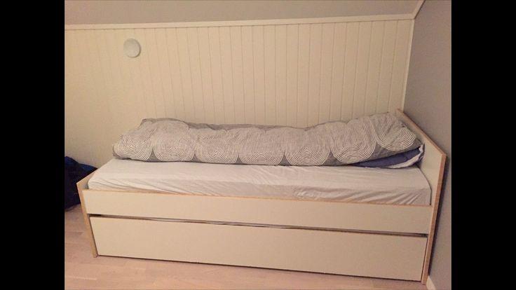 FINN – Skuffeseng / utrekkbar seng 90x200
