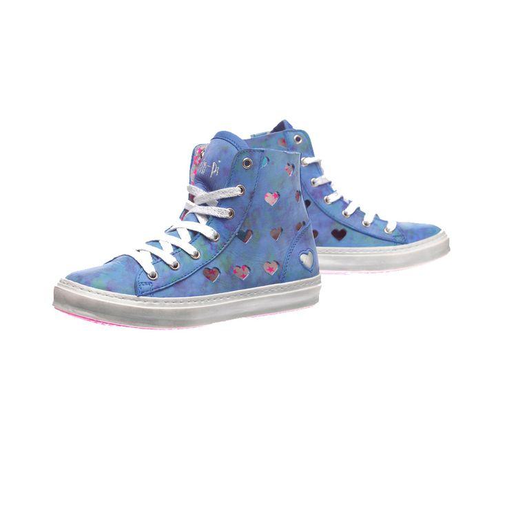 MIM-PI MIMPI schoenen zomer 2015 gympies, half hoge sneakers.. www.