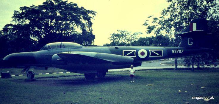 RAF Tengah Meteor