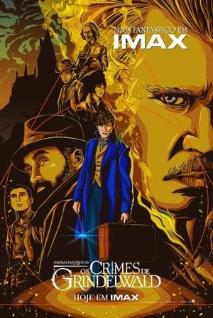 Descargar Fantastic Beasts The Crimes Of Grindelwald 2018
