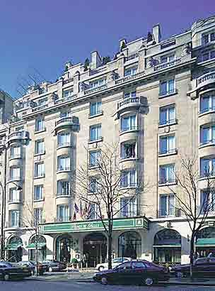 The Hotel George V Is Undoubtedly One Of Jewels In Crown Paris Eight Y Which