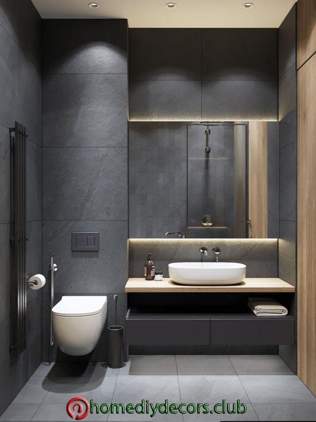 Pin Von Eckert Auf Bad In 2020 Toilette Design Badgestaltung Badezimmer Innenausstattung