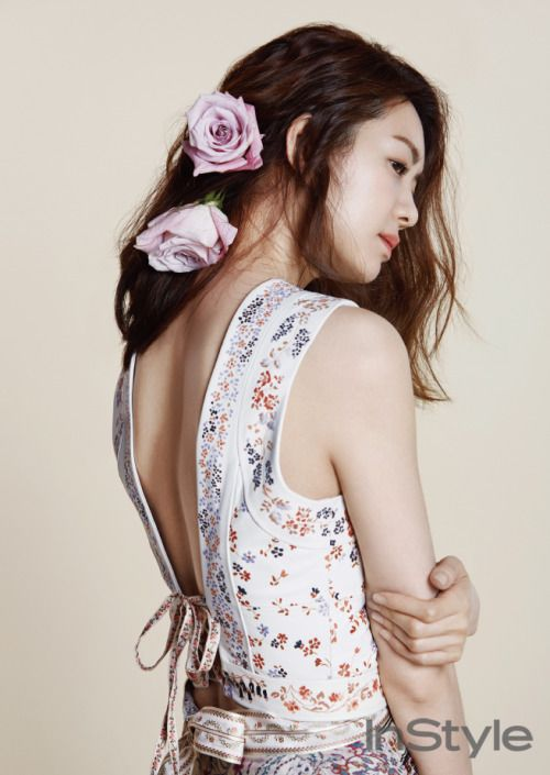Lee Yo Won - InStyle Magazine April Issue '16 - Korean Magazine Lovers