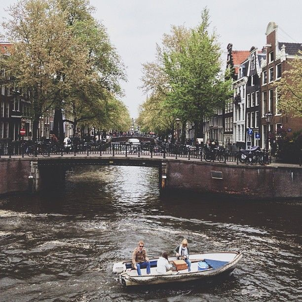 Amsterdam, Netherlands / photo by Max