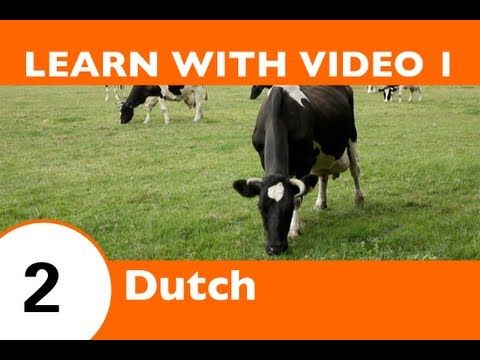 Learn Dutch with Video - Learning Dutch Vocabulary for Farm Animals Has Never Been More Fun! - YouTube