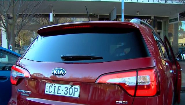 Luxurious Kia car from great collection!!