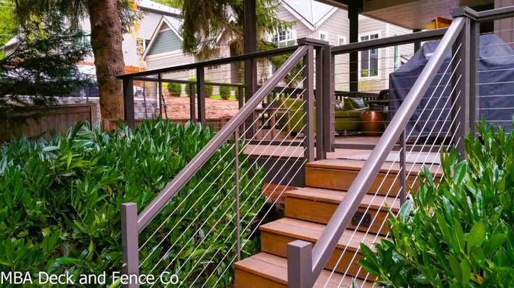 Best ideas about stainless steel cable railing on