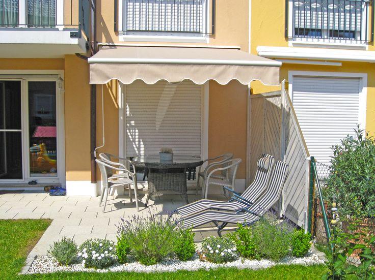 60 best we markisen images on pinterest arbors balconies and balcony design. Black Bedroom Furniture Sets. Home Design Ideas