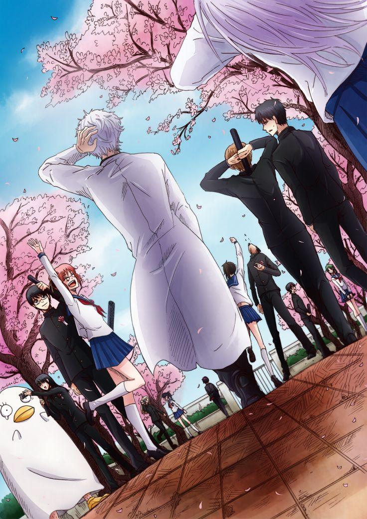Tags: Gin Tama, Pixiv, Sakata Gintoki, Takasugi Shinsuke, Hijikata Toushirou, Okita Sougo, Katsura Kotaro, Yagyuu Kyuubei, Shimura Shinpachi...