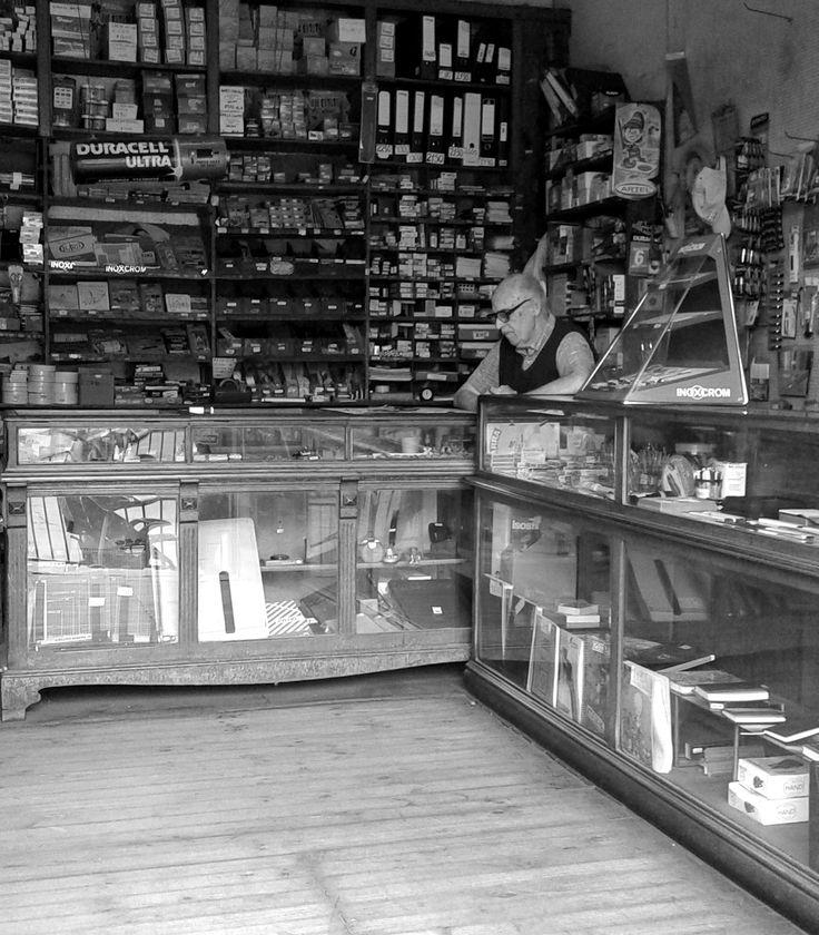 Antigua Librería. Melipilla, Chile