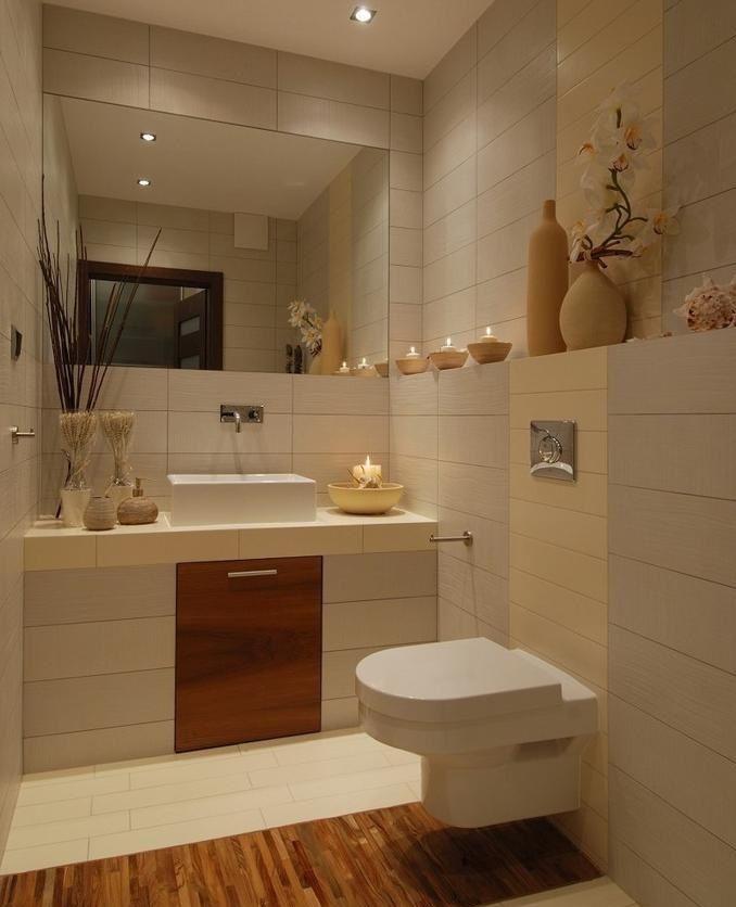 Soluciones creativas para ba os peque os en los cuartos for Bathroom design b q