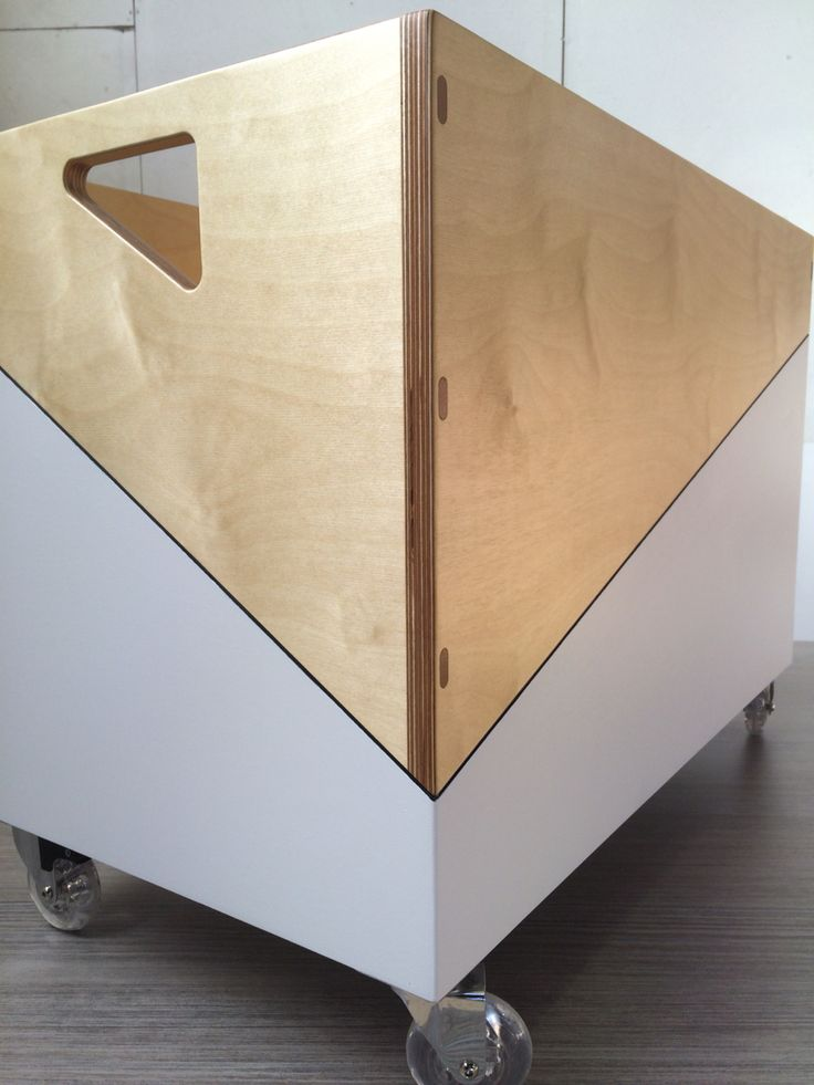 The Storage Box designed by Maverick Joinery