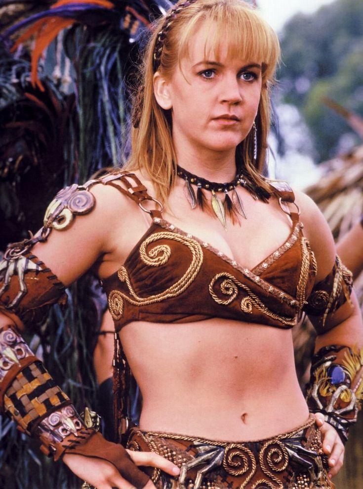 Gabrielle and xena warrior princess