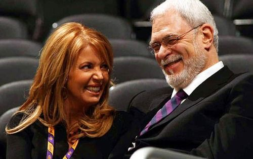 NBA Legend Phil Jackson Finally Gives Jeanie Buss the Ring of Her Dreams After 13-Year Courtship