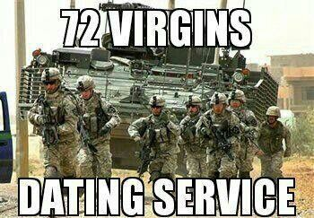 I love this....send them on to the 72 virgins...they may be suprised.