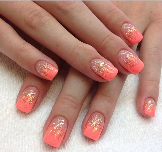 Acrylic Nails For Prom: Best 25+ Summer French Nails Ideas On Pinterest