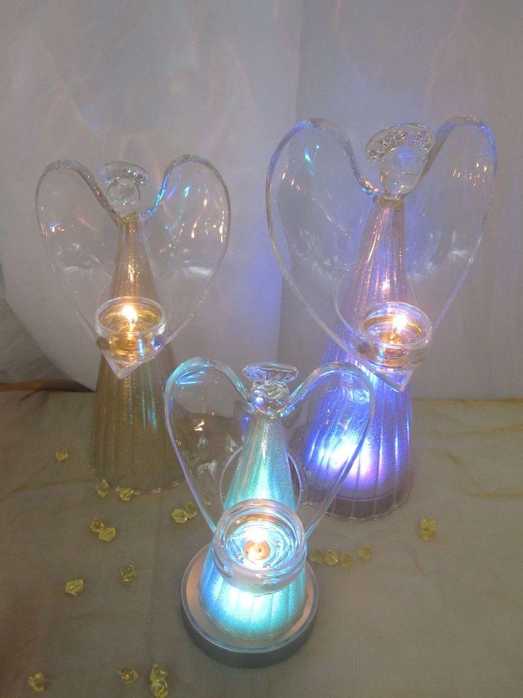 Angels of Light tea light holders