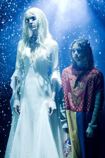 Still of Scout Taylor-Compton and Sheri Moon Zombie in Rob Zombie's Halloween II
