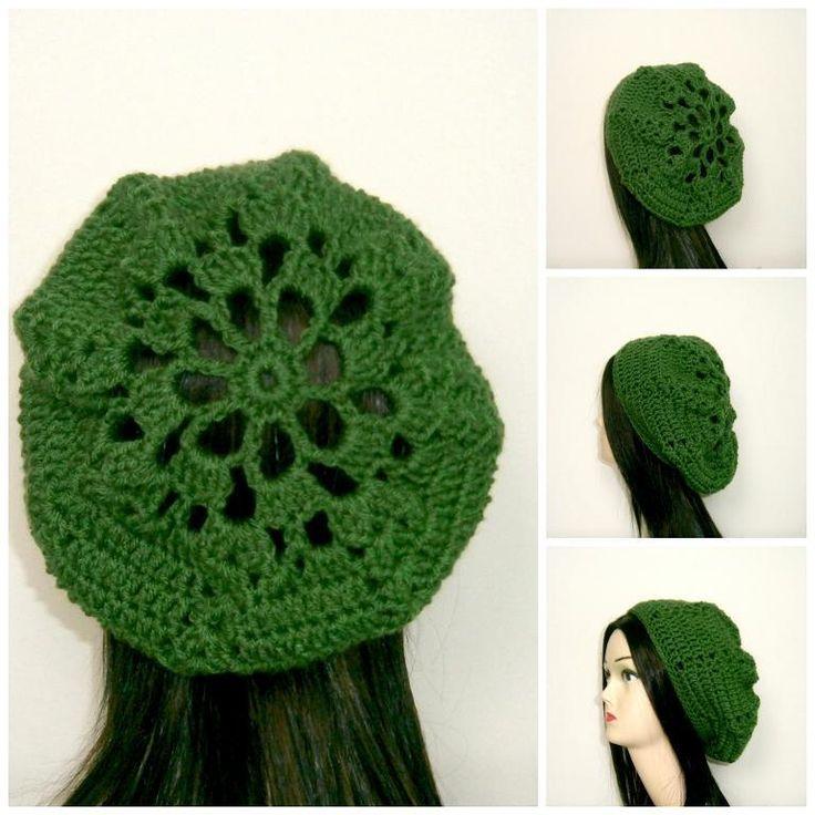 Crochet Hat Pattern - Julia - via @Craftsy