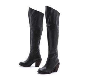 Jeffrey Campbell   Oklahoma Knee High Boots   @Wendy Werley-Williams.shoeholic.co.kr