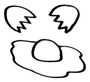 Egg clipart black and white - Clip Art Library | Egg ...