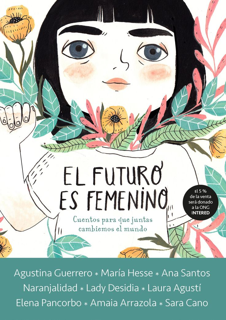Resultado de imagen de El futuro es femenino, cuentos