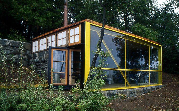 Smiljan Radic | Casa Chica | Talca, Chile | 2000