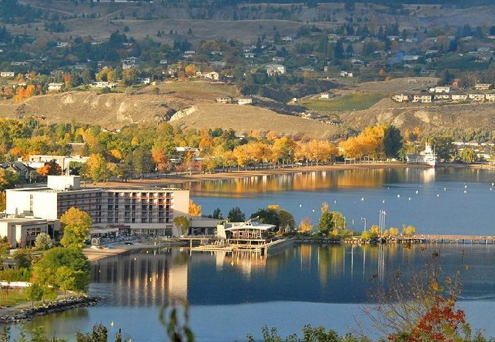 The Penticton Lakeside -Google