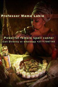 World's No1 spell caster with the Most trusted spells for LOVE, MONEY, WEALTH, HEALTH etc call/Wattsapp +27717097145 MAMA LAKIA