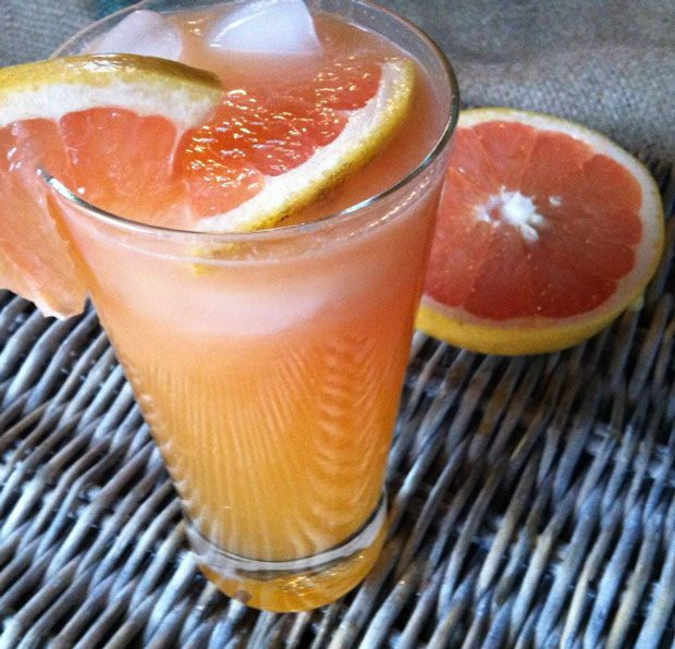 Grapefruit and Clementine Fizz Recipe - RecipeChart.com
