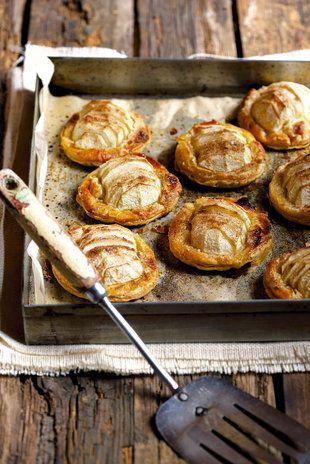 Maklike appeltertjies | SARIE | Easy appel tartlets