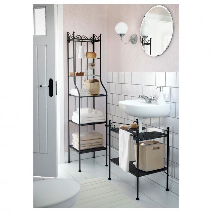 Best Bathroom Shelving Unit Ideas On Pinterest Wooden - Metal corner shelf bathroom for bathroom decor ideas