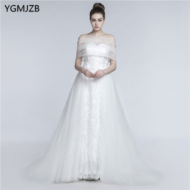 Find More Wedding Dresses Information about White Long Wedding Dresses 2018 A Line Sweetheart Backless Appliques Lace Beaded Crystal Plus Size Wedding gown Vestido De Noiva,High Quality vestido de noiva,China vestido de noiva plus Suppliers, Cheap de noiva from Shop1404230 Store on Aliexpress.com