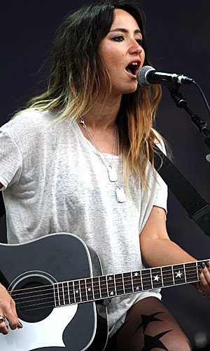 KT Tunstall has the best hair.