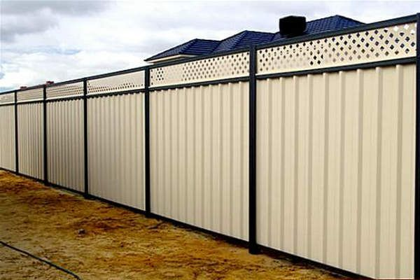 Inexpensive Fence Ideas Cheap Fence Ideas Composite