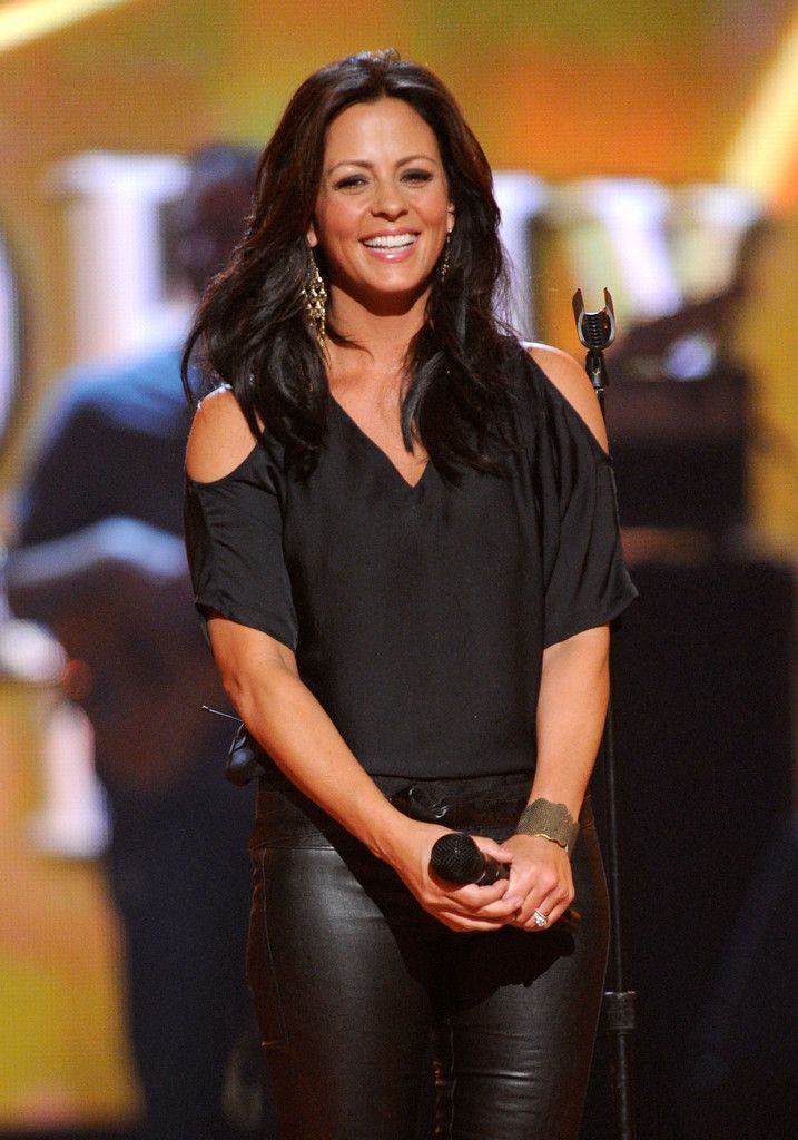 Sara Evans - 46th Annual Academy Of Country Music Awards - Show