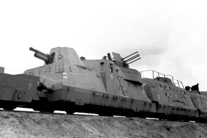 Nazi treasure train