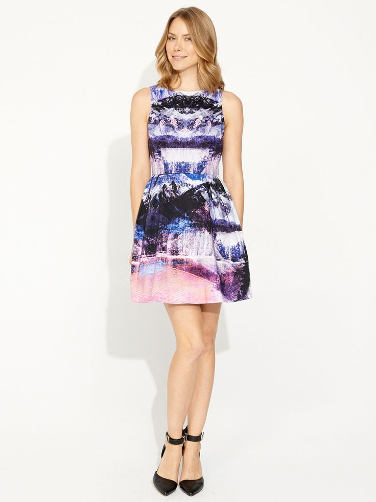 Mountians Echo Dress | Portmans