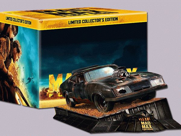 Has visto ya la gran fántastica pelicula de Mad Max en los Cines? o eres un piratilla malote y la has visto por internet gratis? Da igual por donde lo hayas visto! Si te encantó la película, esperate a este pedazo de Pack que se pondrá a la venta en Septiembre del 2015!