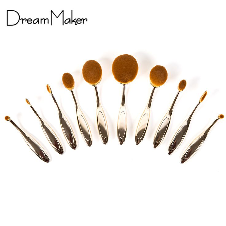 Makeup Brushes and Tools for Face (10 Pieces) //Price: $39.99 & FREE Shipping //   #makeuptools