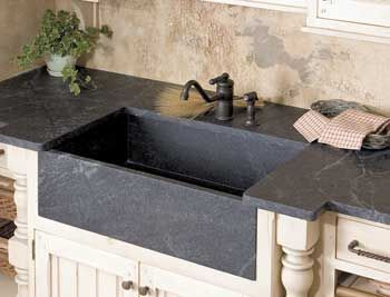 Traditional Products For Old House Restoration Green Mountain Soapstone Farmhouse Sink Kitchensoapstone