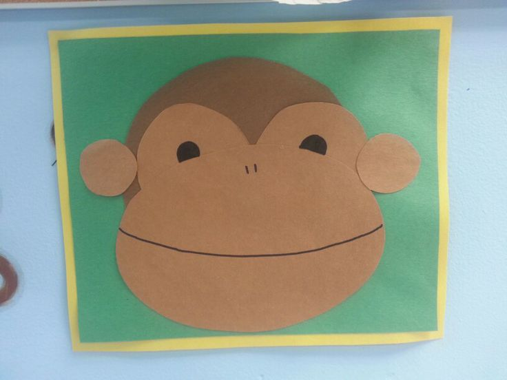 1000 images about teap preschool on pinterest for Monkey crafts for preschool