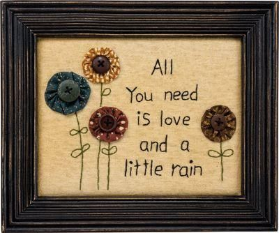 All You Need Stitchery