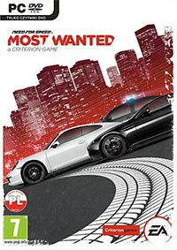 Need for Speed: Most Wanted (PC) okładka
