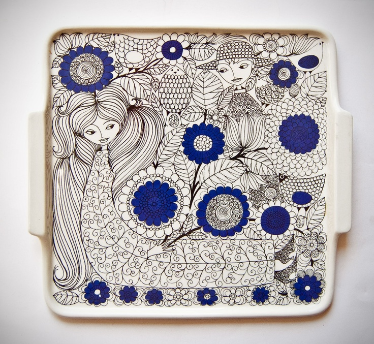 Retro Pottery Net: Esteri Tomula - Pastoraali  https://www.facebook.com/HaHaMedia