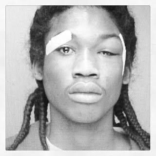 Meek Mill Mug Shot  Meek Mill's mug shot graces the cover of his new Dreamchasers 4 mixtape. The picture is from over a decade ago. In the Instagram post below the Philadelphia rapper explains that black cops did him dirty. DC4is the fourth installment of the Dreamchasers mixtape series. Check out the list towards the bottom of this post to rank your favorite Meek Mill album.  The rapper whose real name is Robert Williams released his first Dreamchasers mixtape back in 2011. The mixtape was…