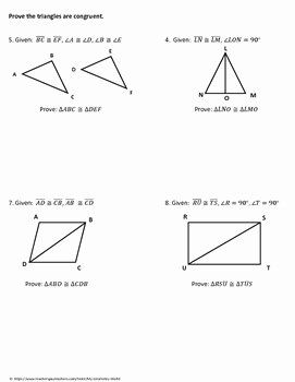 Geometric Proofs Worksheet with Answers Fresh Geometry ...