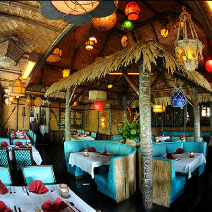 11 Best Tiki Bars Coastal Living Mai Kai Restaurant Fort Lauderdale Florida