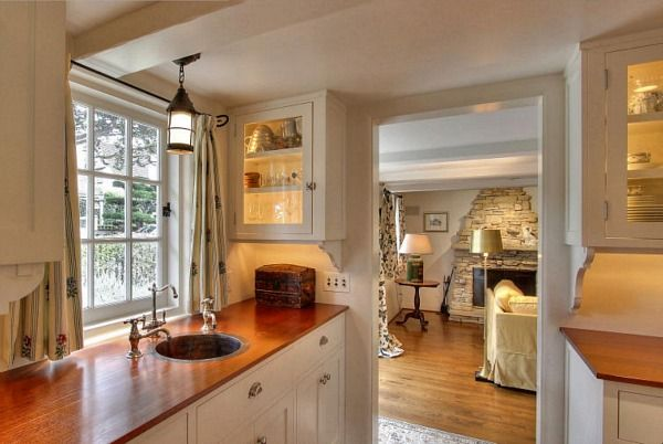 By the Way Cottage in Carmel California...THIS HOUSE IS PERFECTION!  COULDN'T, WOULDN'T CHANGE A SINGLE THING!!  GORGEOUS!!